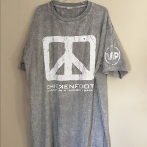 Other - CHICKENFOOT VIP CONCERT TOUR SHIRT 2XL